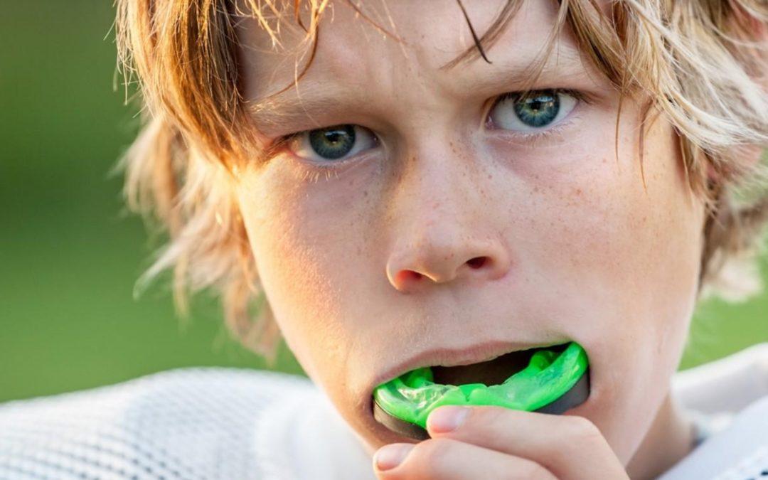 Que faire en cas de traumatisme dentaire en sport ?